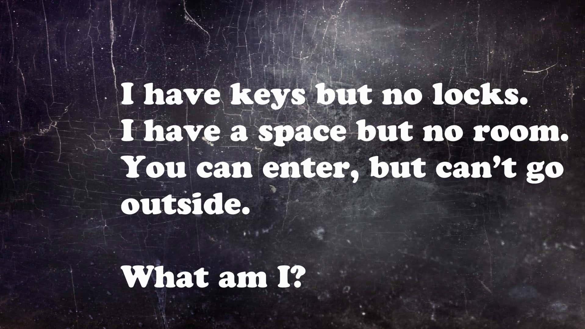 hard riddles 2