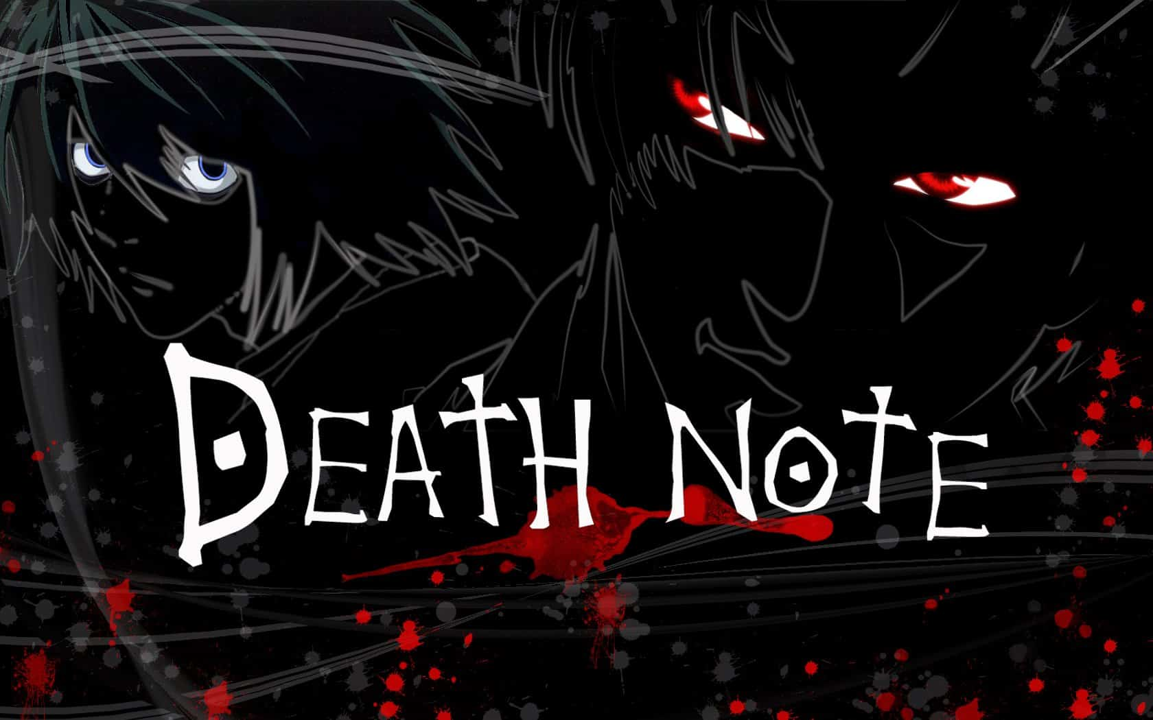 death note best anime