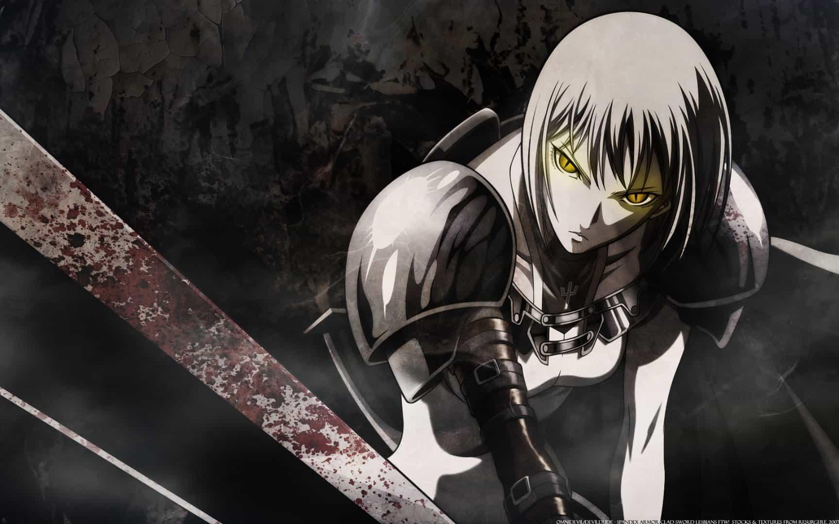 Claymore best anime
