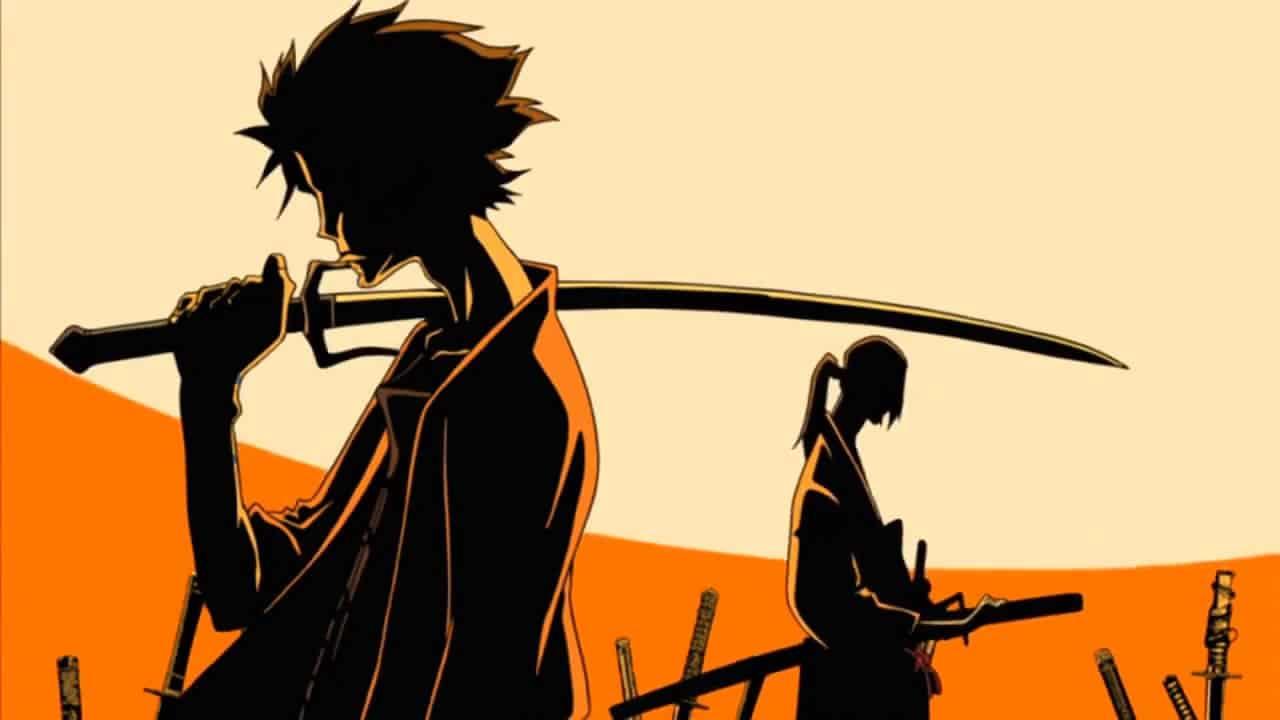 Samurai Champloo best anime