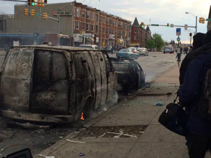Maryland Governor Declares State Of Emergency Over Freddie Gray Protests