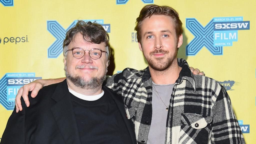 Ryan Gosling Lands Lead Roll In Guillermo del Toro's New Movie