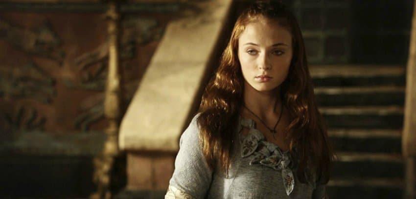 Sophie Turner Loved Sansa Stark's Disturbing 'Game of Thrones' Scene