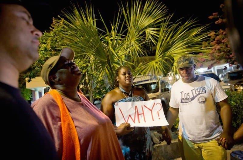 Charleston Church Shooting Leaves Nine Dead