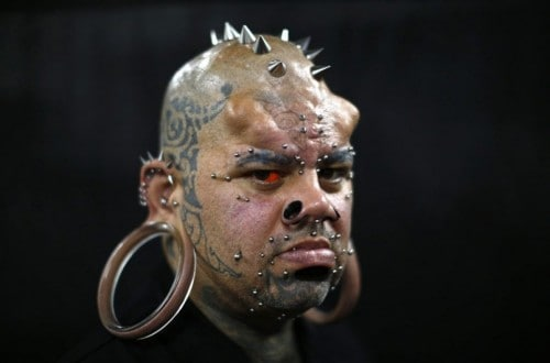 20 Strange Body Modifications That People Actually Have