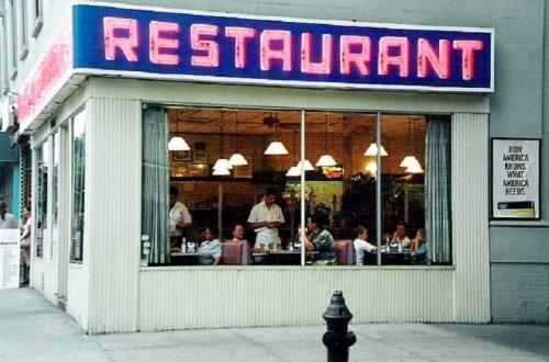 20 Weird And Unusual Restaurants From Around The World