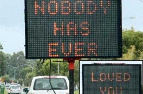 10 Hilarious Instances Where Road Signs Were Hacked