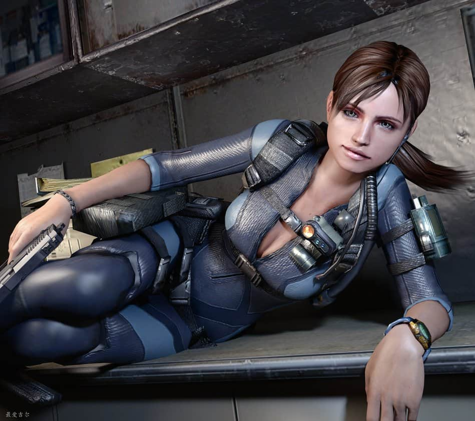 10 Of The Sexiest Female Video Game Characters