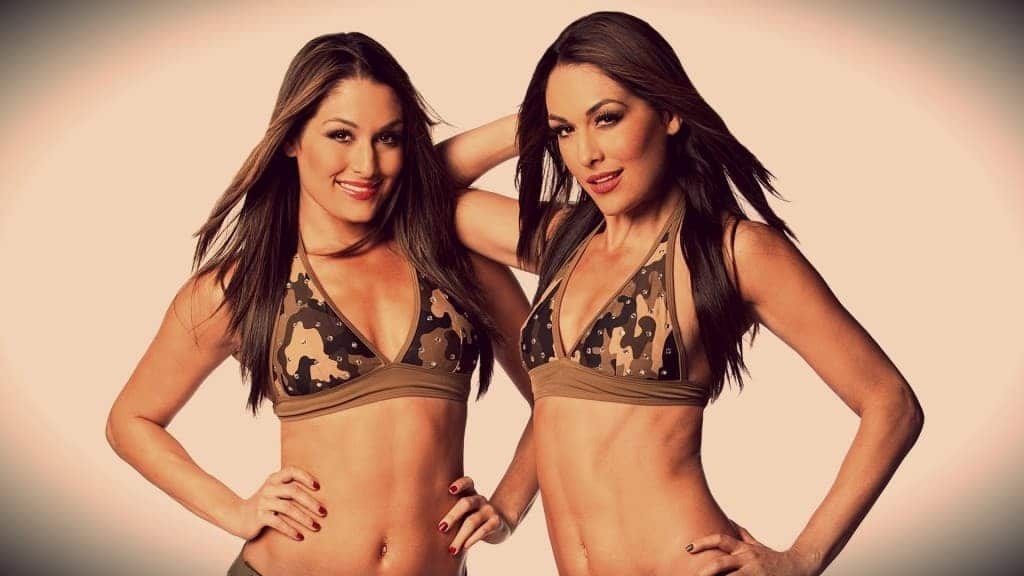 10 Pairs Of The Hottest Celebrity Twins