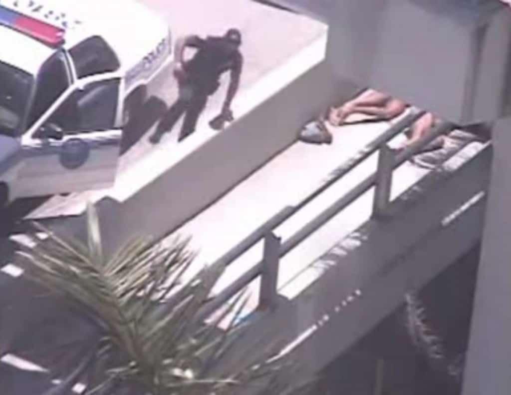 Miami Cannibal Attack Picture | Miami Cannibal Attack