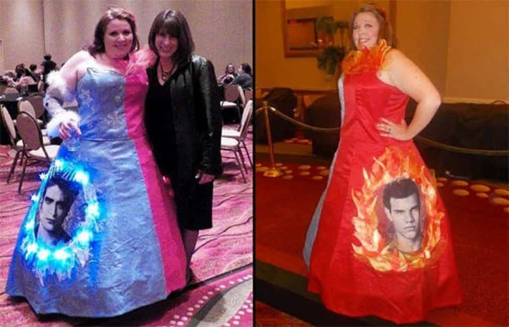 Weirdest Prom Dresses