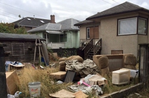 10 Garbage Homes Worth Over A Million Dollars In Vancouver