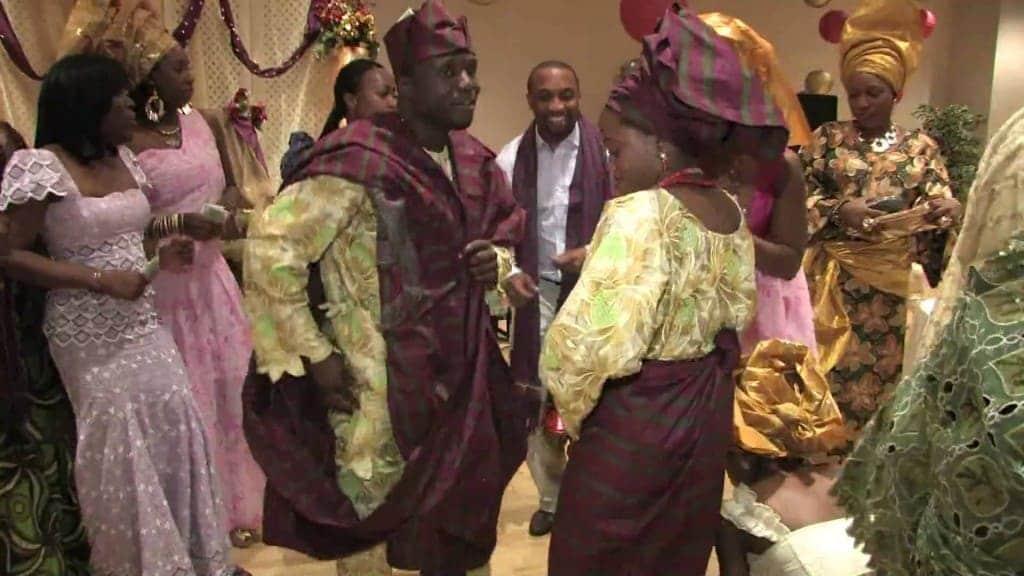 Traditions strange wedding 10 Most