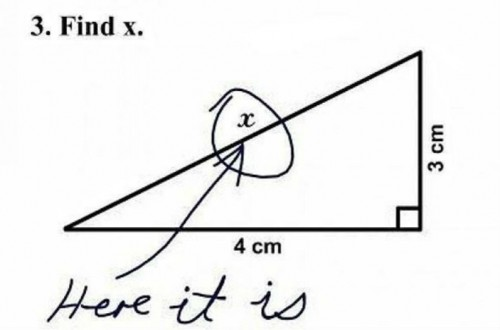 10 Kids Who Hilariously Outsmarted Their Teachers On Tests