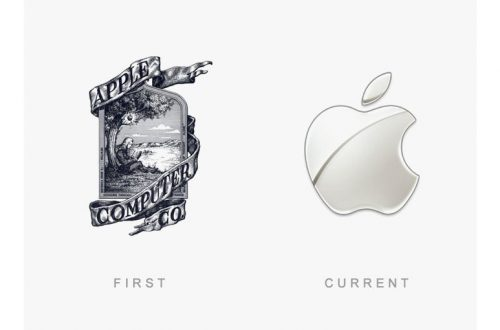 10 Awesome Evolutions Of Famous Logos