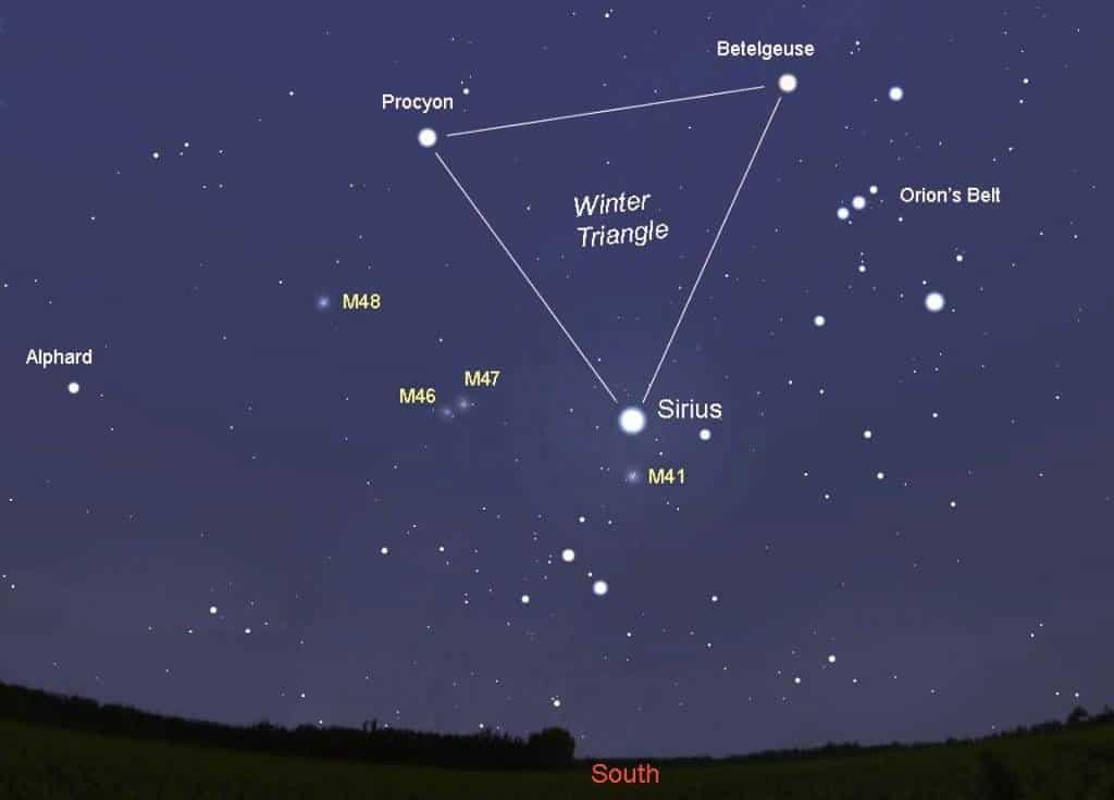 Night Sky: Stargazing with the Naked Eye (Bog, Hardback