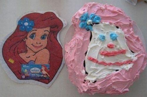 10 Of The Worst Disney Cake Fails Ever